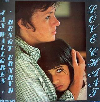 JAN WALLGREN - Jan Wallgren, Bengt Ernryd : Love Chant cover