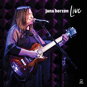 JANA HERZEN - Live cover