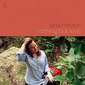 JANA HERZEN - Nothing But Love cover