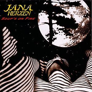JANA HERZEN - Soup's on Fire cover