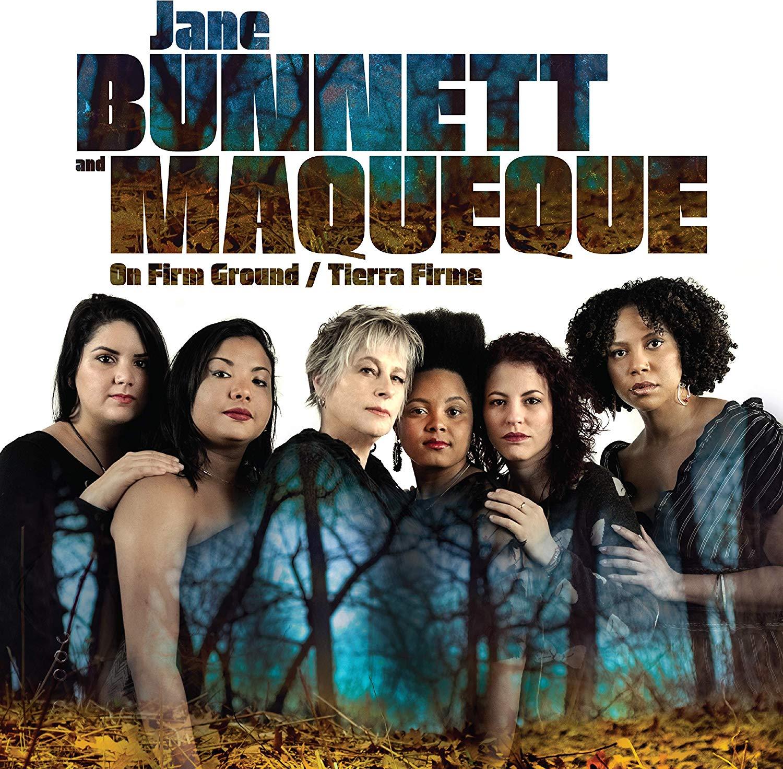 JANE BUNNETT - Jane Bunnett And Maqueque : On Firm Ground / Tierra Firme cover