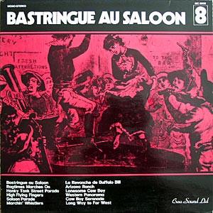 JANKO NILOVIĆ - Bastringue au saloon cover