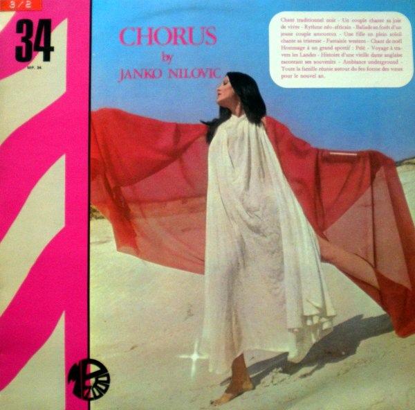 JANKO NILOVIĆ - Chorus cover