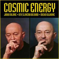 JANKO NILOVIĆ - Cosmic Energy cover