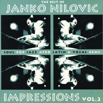 JANKO NILOVIĆ - Impressions Vol.2 cover