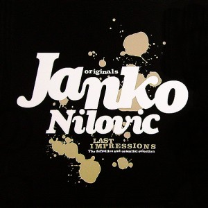 JANKO NILOVIĆ - Last Impressions - The Definitive and Essential Collection cover