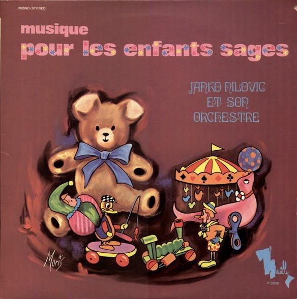 JANKO NILOVIĆ - Musique Pour Les Enfants Sages cover