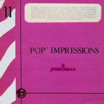 JANKO NILOVIĆ - Pop' Impressions cover