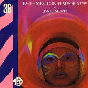 JANKO NILOVIĆ - Rythmes Contemporains (aka Giant) cover