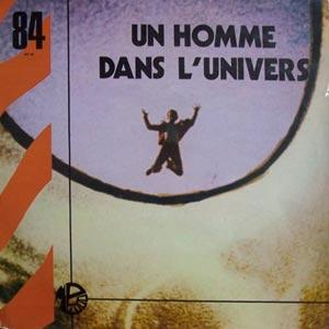 JANKO NILOVIĆ - Un Homme Dans L'Univers cover