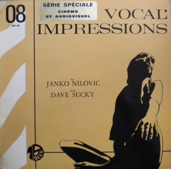 JANKO NILOVIĆ - Vocal Impressions (with Dave Sucky) cover
