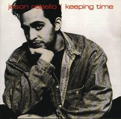 JASON REBELLO - Keeping Time cover