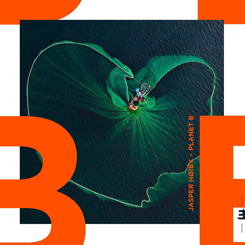 JASPER HØIBY - Planet B cover