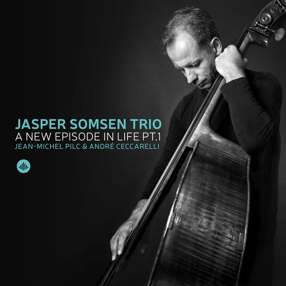 JASPER SOMSEN - A New Episode in Life Part I cover