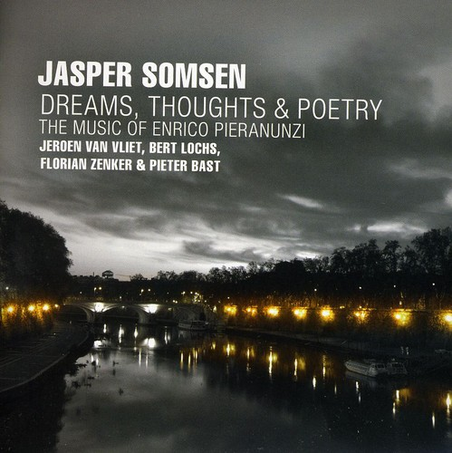 JASPER SOMSEN - Dreams, Thoughts & Poetry cover