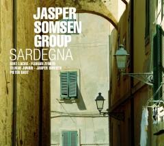 JASPER SOMSEN - Sardegna cover