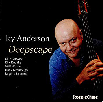 JAY ANDERSON - Deepscape cover