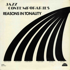 JAZZ CONTEMPORARIES - Reasons in Tonality cover