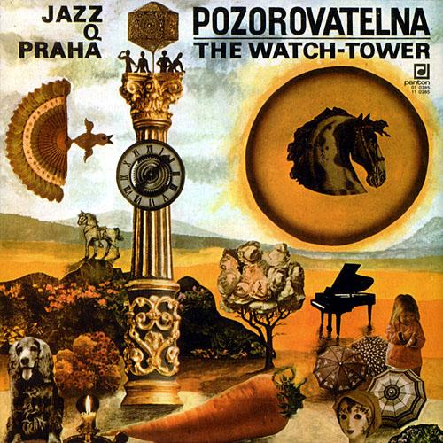 JAZZ Q PRAHA /JAZZ Q - Pozorovatelna cover