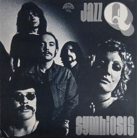 JAZZ Q PRAHA /JAZZ Q - Symbiosis cover