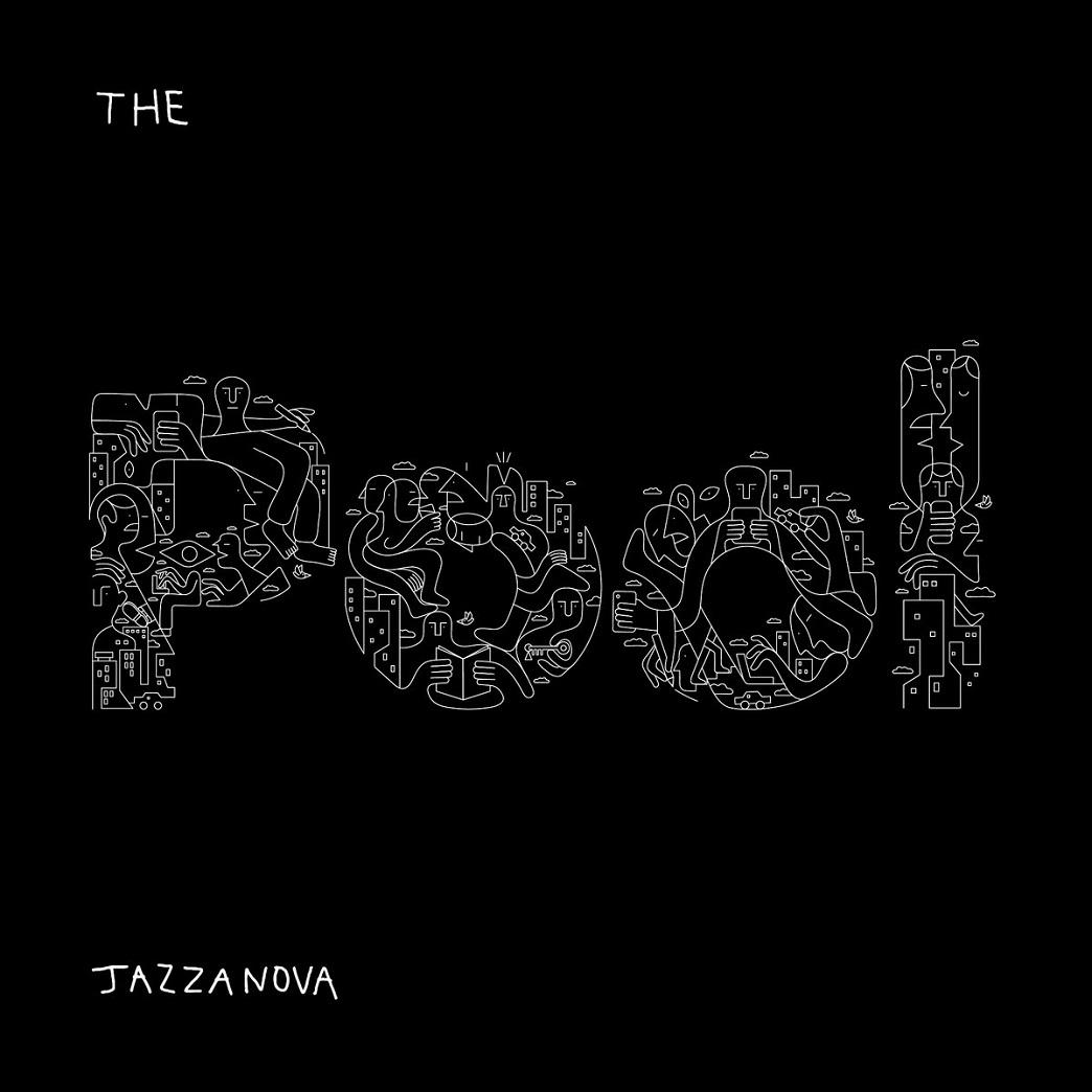 JAZZANOVA - The Pool cover