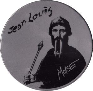 JEAN LOUIS - Morse cover