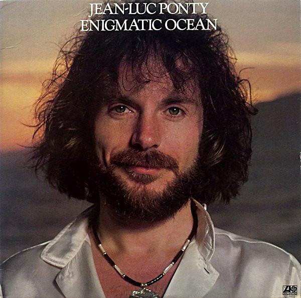 JEAN-LUC PONTY - Enigmatic Ocean cover