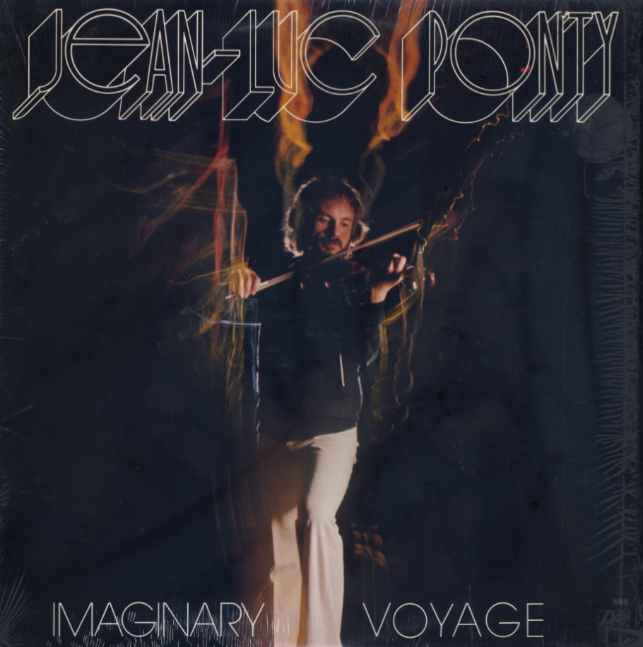 JEAN-LUC PONTY - Imaginary Voyage cover