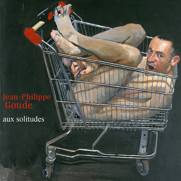JEAN-PHILIPPE GOUDE - Aux Solitudes cover