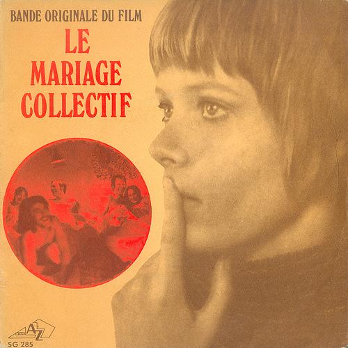 JEAN PIERRE MIROUZE - Le Mariage Collectif (Bande Originale Du Film) cover