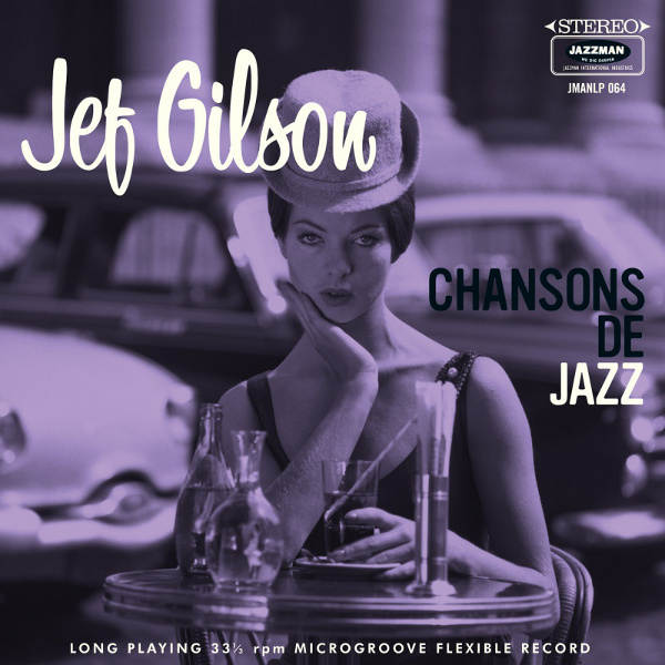 JEF GILSON - Chanson De Jazz cover