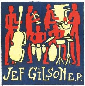 JEF GILSON - Jef Gilson EP cover