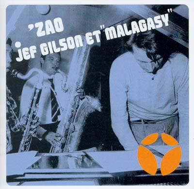JEF GILSON - Zao cover