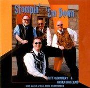 JEFF BARNHART - Jeff Barnhart & Brian Holland : Stompin' Em Down cover