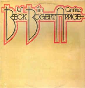JEFF BECK - Beck, Bogert & Appice cover