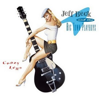 JEFF BECK - Crazy Legs cover