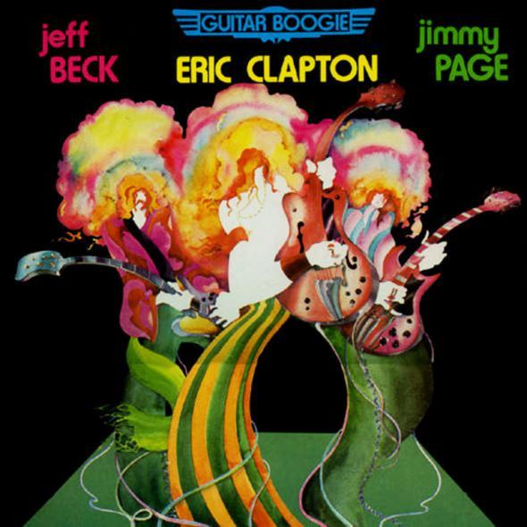 Eric Clapton - L.A. Forum 1990