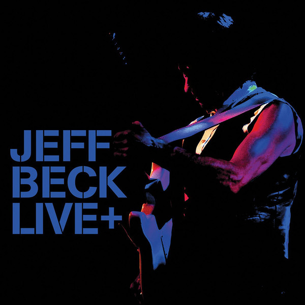 JEFF BECK - Live + cover