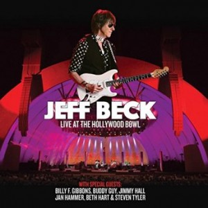 JEFF BECK - Live at the Hollywood Bowl cover