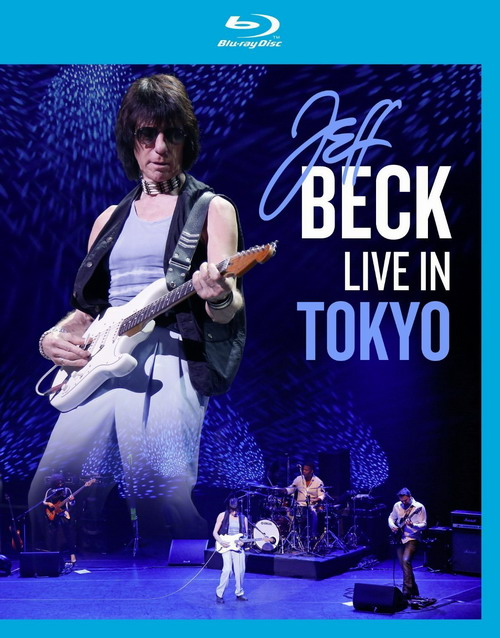 JEFF BECK - Live In Tokyo cover