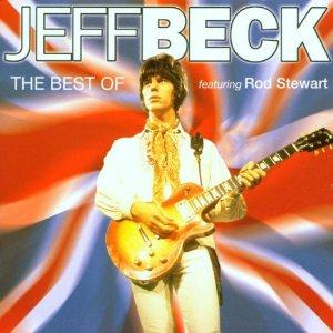 JEFF BECK - The Best Of Jeff Beck - Featuring Rod Stewart cover