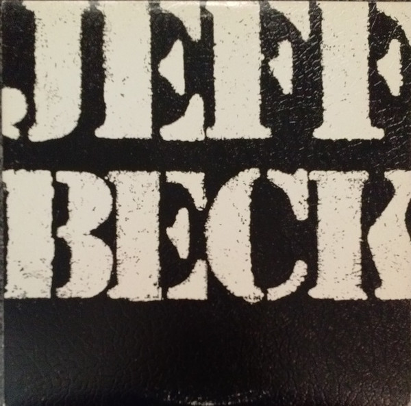 JEFF BECK - There and Back cover