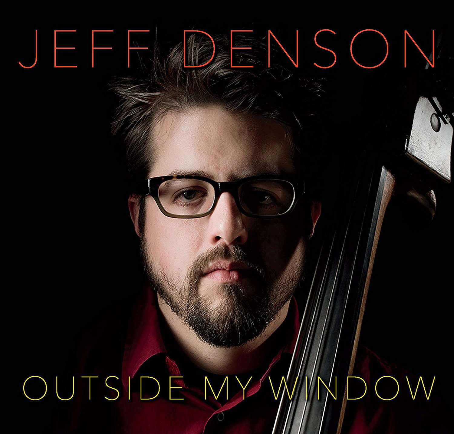 JEFF DENSON - Outside My Window cover