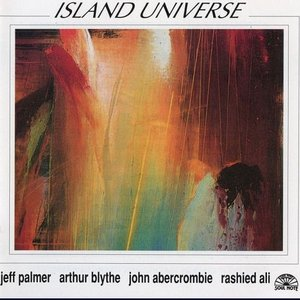 JEFF PALMER - Island Universe cover