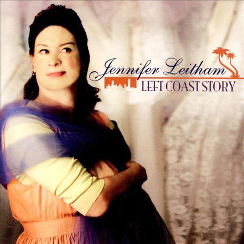 JENNIFER LEITHAM - Left Coast Story cover