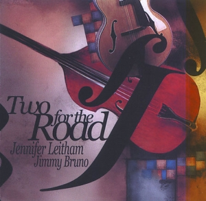 JENNIFER LEITHAM - Two for the Road cover