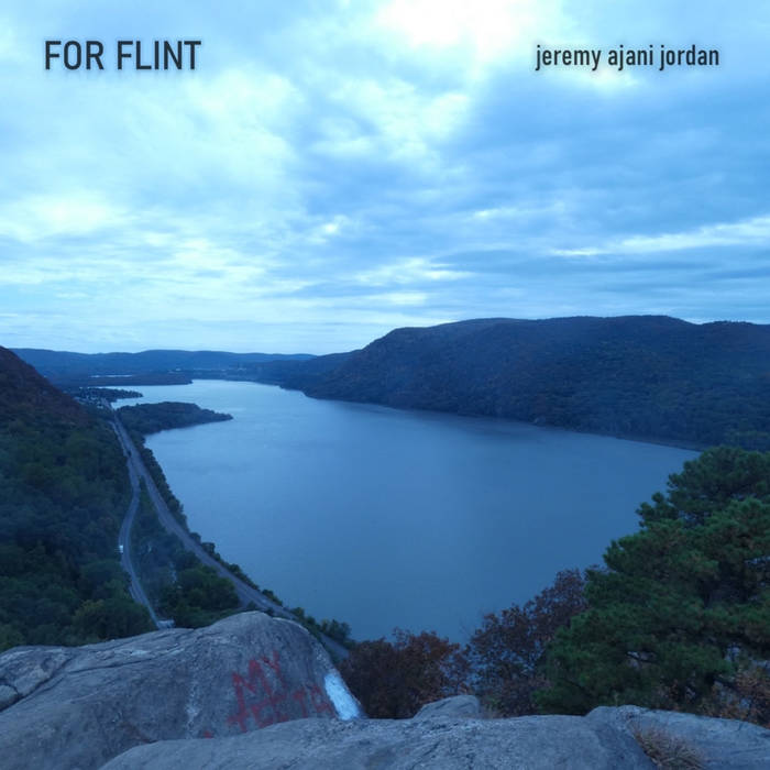 JEREMY AJANI JORDAN - For Flint cover