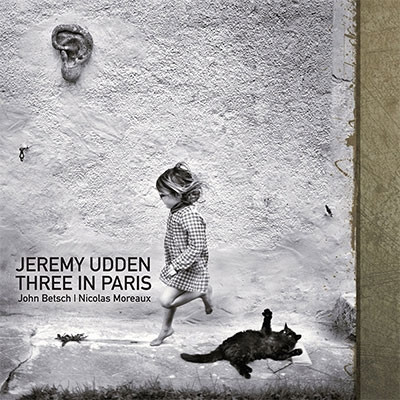 JEREMY UDDEN - Three In Paris cover