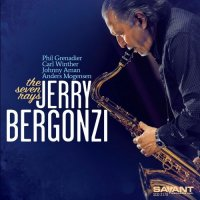 JERRY BERGONZI - The Seven Rays cover