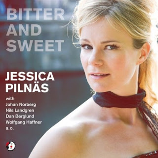 JESSICA PILNÄS - Bitter and Sweet cover